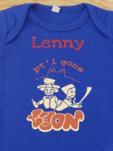 Body bébé Lenny